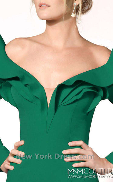 MNM Couture 2285A Green