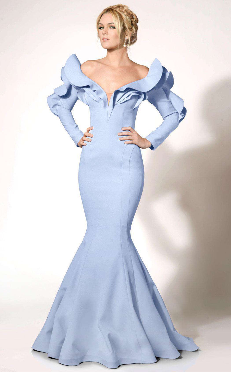 MNM Couture 2285A Light Blue