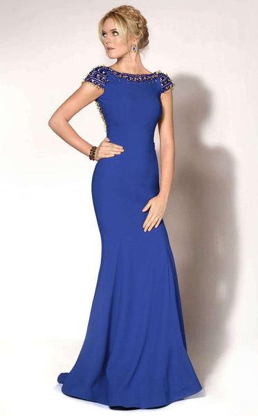 MNM Couture C1203 Royal Blue