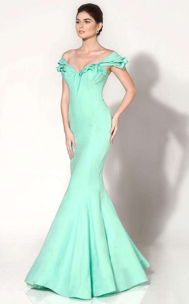 MNM Couture 2263A Turquoise