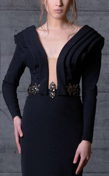 MNM Couture N0065 Black