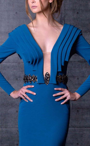 MNM Couture N0065 Blue