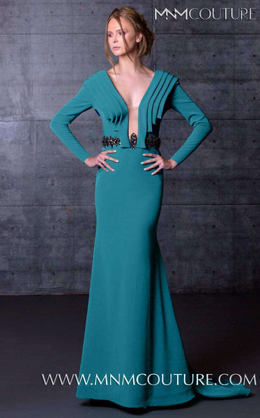 MNM Couture N0065 Teal