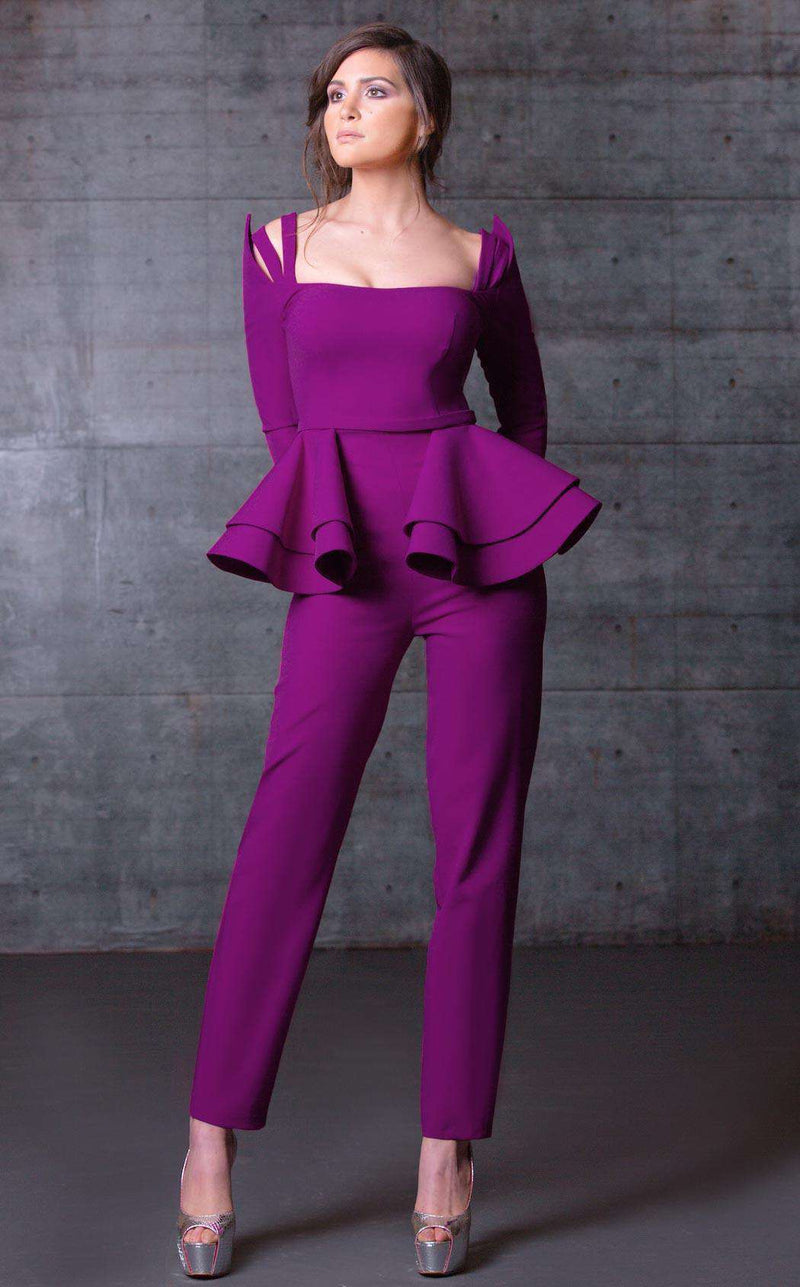MNM Couture N0080 Purple