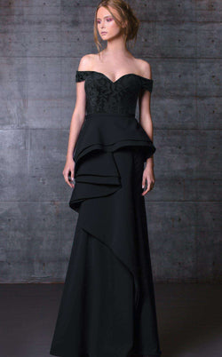 MNM Couture N0104 Black