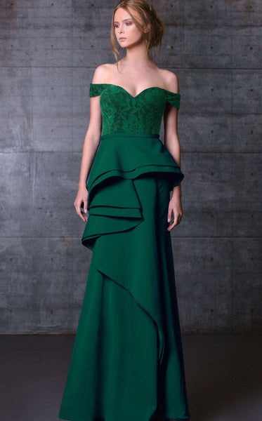 MNM Couture N0104 Green