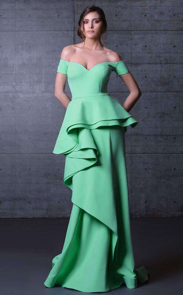 MNM Couture N0104A Green