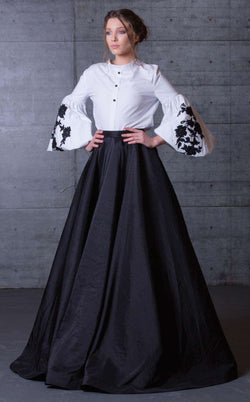MNM Couture N0111 Black/White