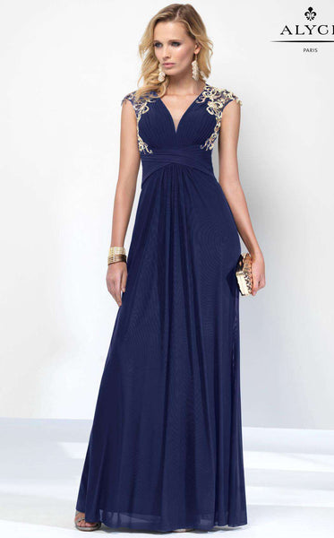 Alyce 35840 Dark Blue