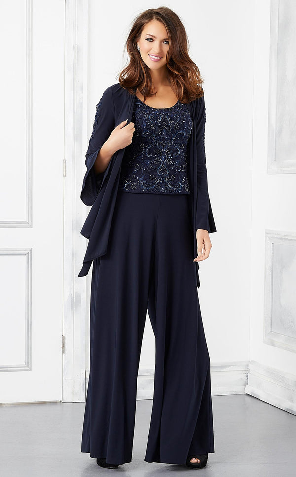 MGNY 72304 Jumpsuit Navy