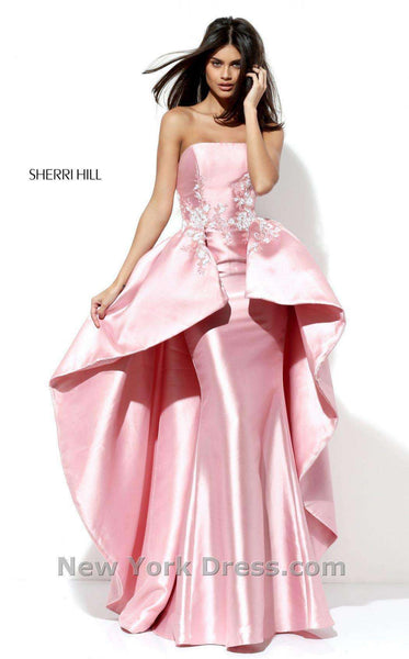 Sherri Hill 50685 Blush