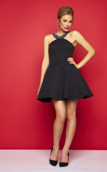 Mac Duggal 30321C Black