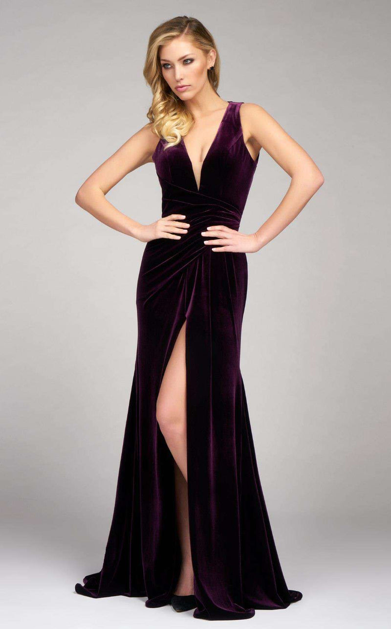 Mac Duggal 62571D Deep Purple