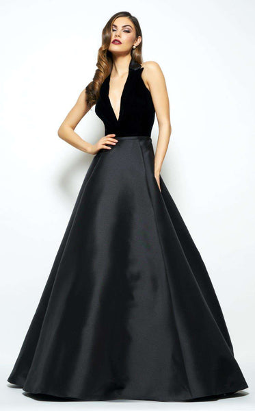 Mac Duggal 80585R Black