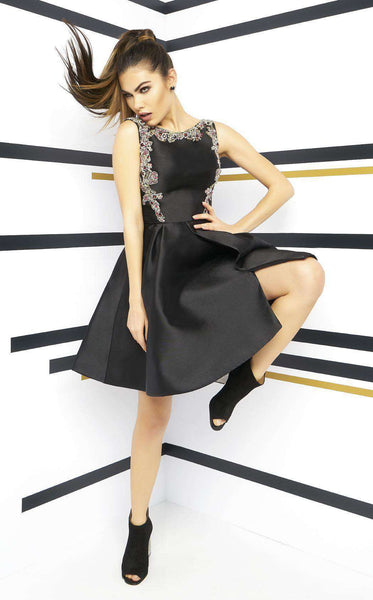 Mac Duggal 25004I Black