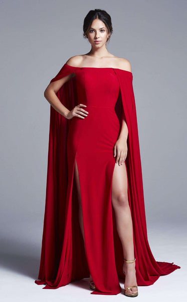 Mac Duggal 25007I Red
