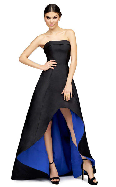 Mac Duggal 25009I Royal/Black