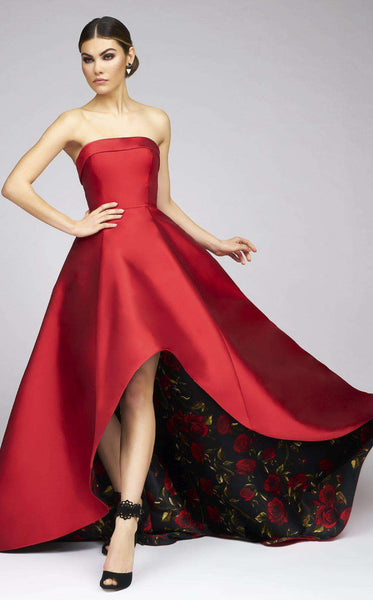 Mac Duggal 25279I Red