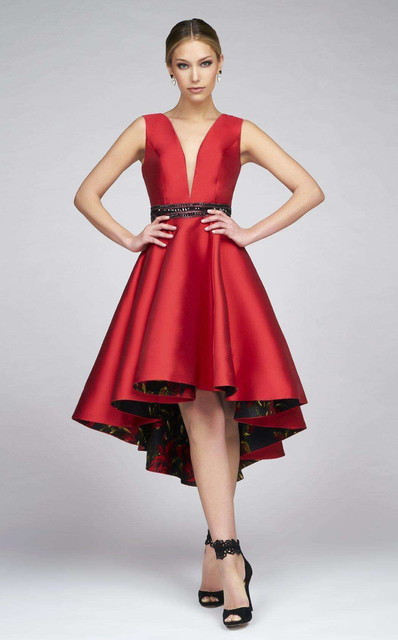 Mac Duggal 25320I Red