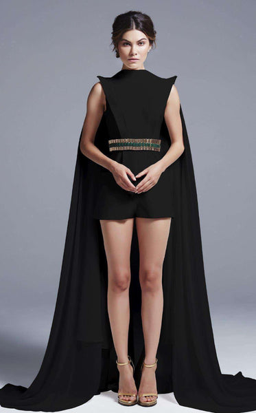 Mac Duggal 30256I Black