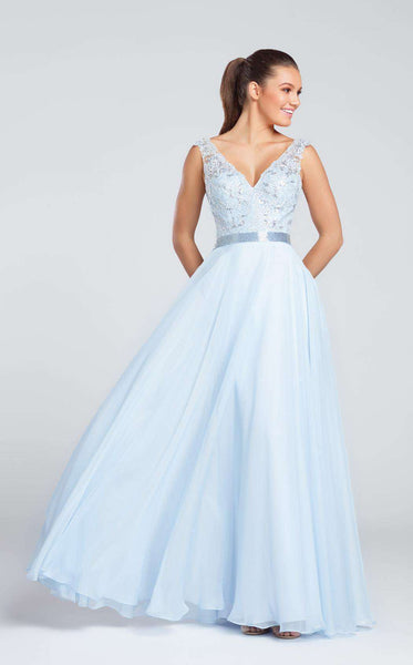 Ellie Wilde EW117074 Ice Blue