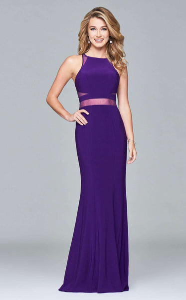 Faviana 7921 Purple