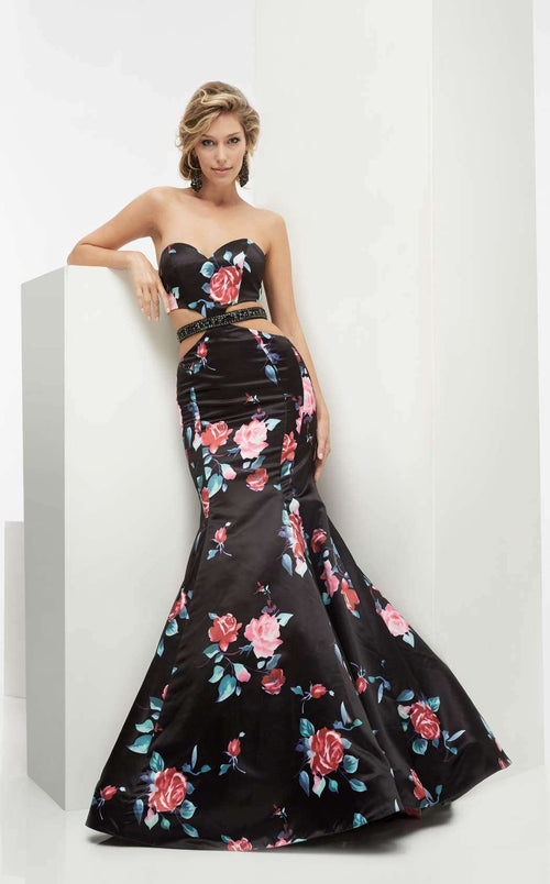 Jasz Couture 5917 Black Multi