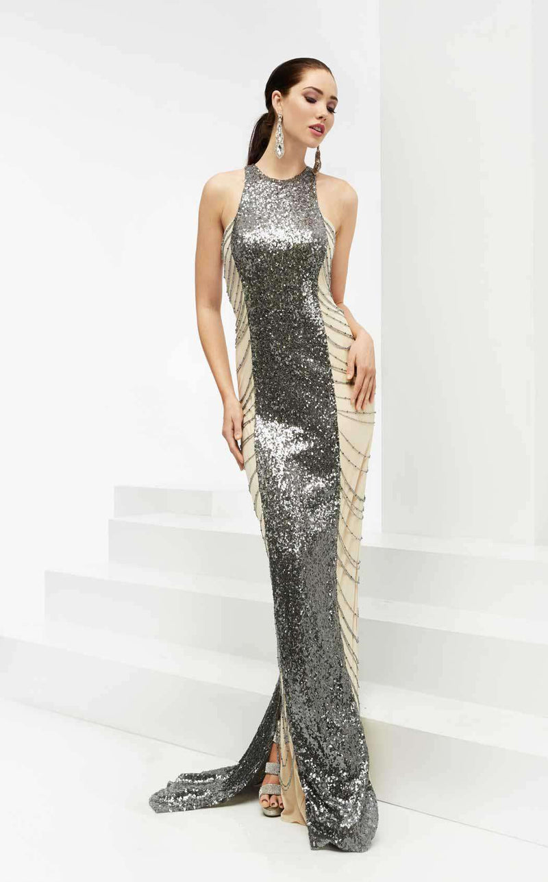 Jasz Couture 5933 Silver