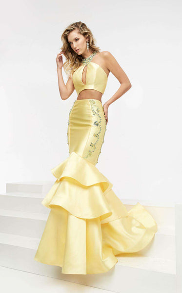 Jasz Couture 5938 Yellow