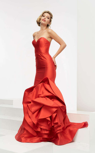 Jasz Couture 5948 Red