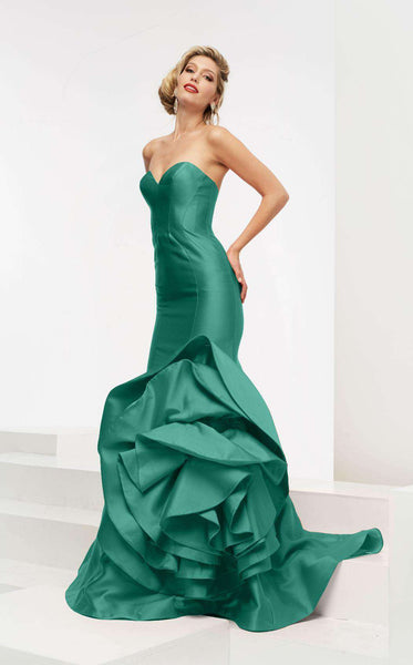 Jasz Couture 5948 Emerald