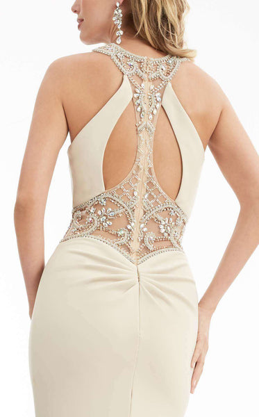 Jasz Couture 5955 Champagne