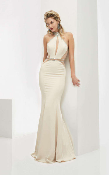 Jasz Couture 5986 Champagne