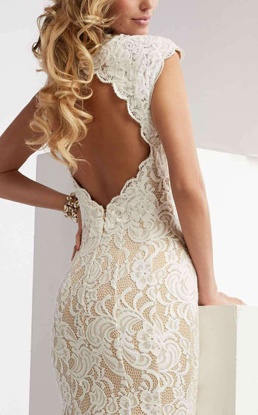 Jasz Couture 6025 Ivory