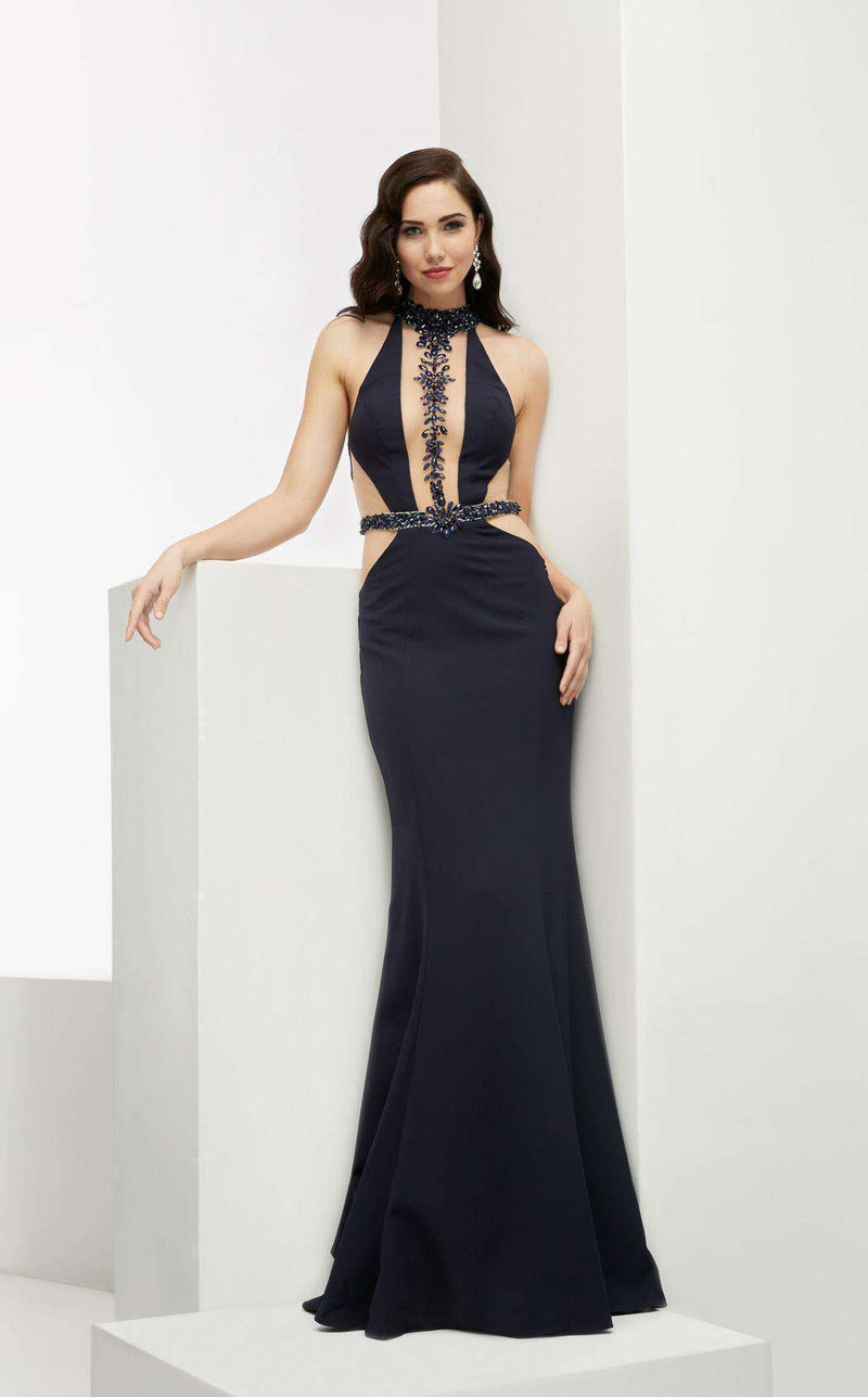 Jasz Couture 6030 Navy