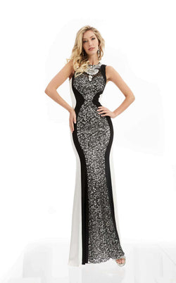 Jasz Couture 6039 White/Black