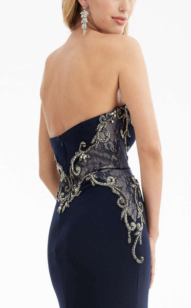 Jasz Couture 6051 Navy