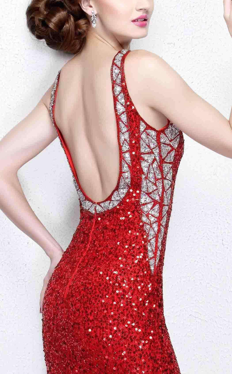 Primavera Couture 1718 Red