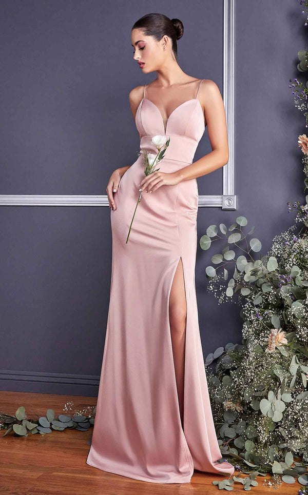 Cinderella Divine 7470 Dress Dusty-Rose