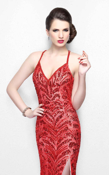 Primavera Couture 1817 Red