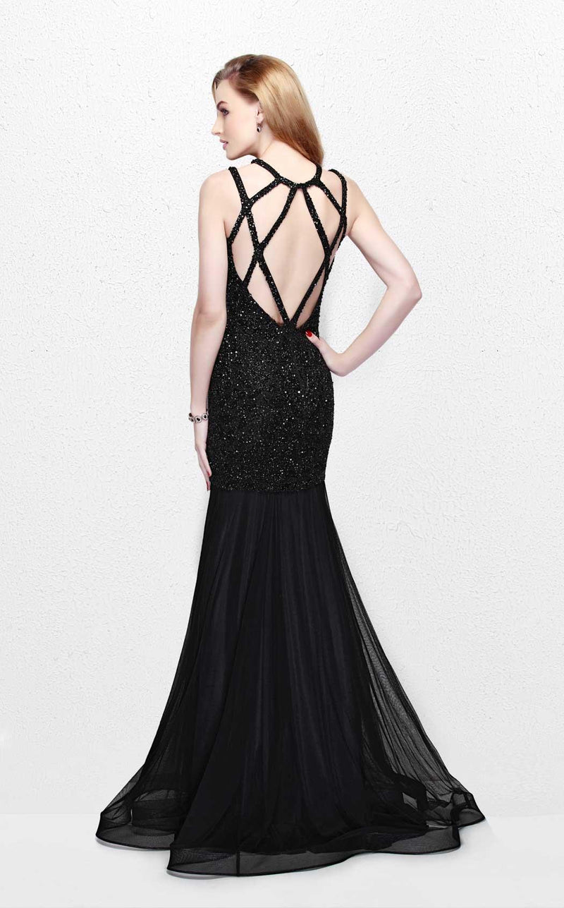 Primavera Couture 1826 Black