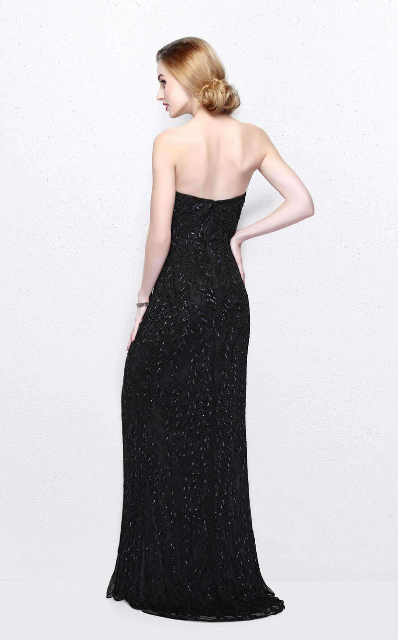 Primavera Couture 1834 Black