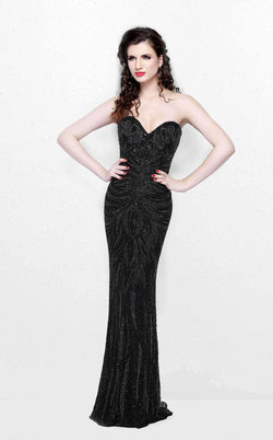 Primavera Couture 1837 Black