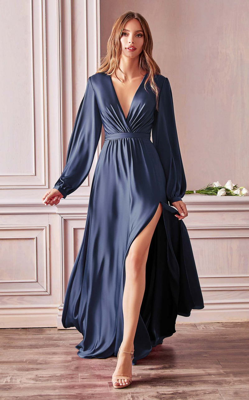 Cinderella Divine 7475 Dress Navy