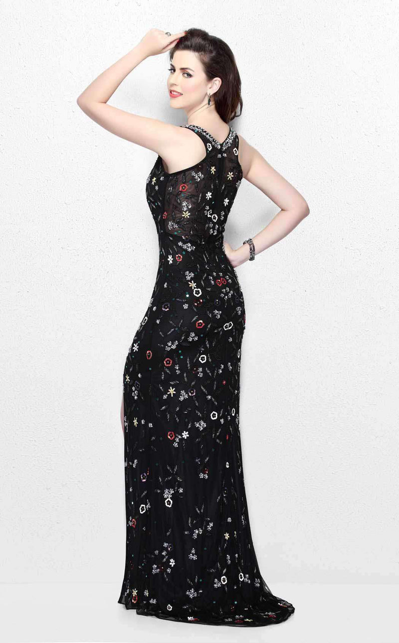 Primavera Couture 1865 Black