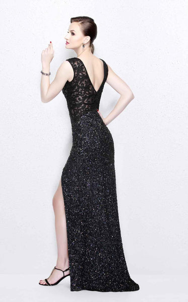 Primavera Couture 1877 Black