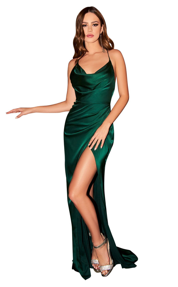 Cinderella Divine 7479 Dress Emerald