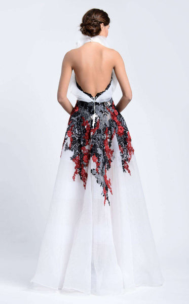 Beside Couture BC1174 White/Black/Red