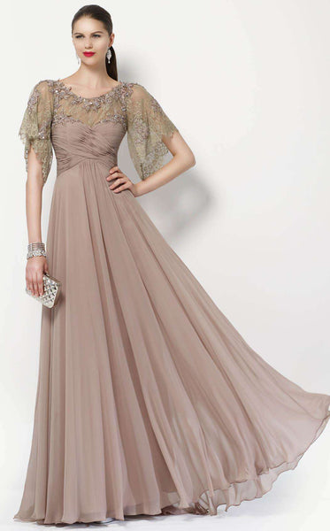 Alyce 27167 Light Taupe