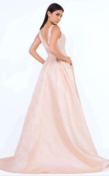 Mac Duggal 8863 Blush